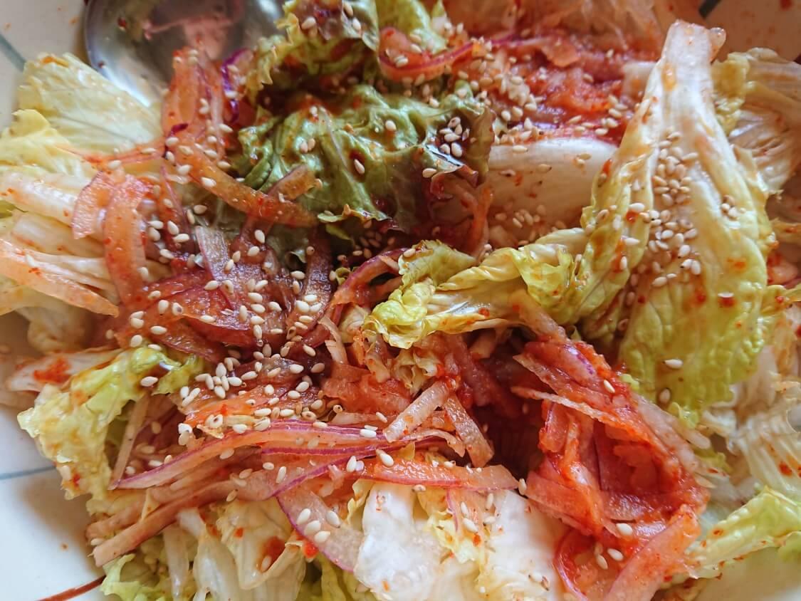 万能キムチの素(キムチヤンニョム)のレシピ
