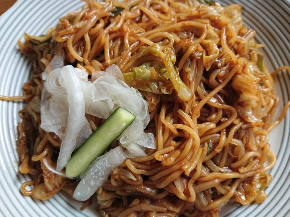 新玉ねぎの酢漬け(サムギョプサルの副菜)