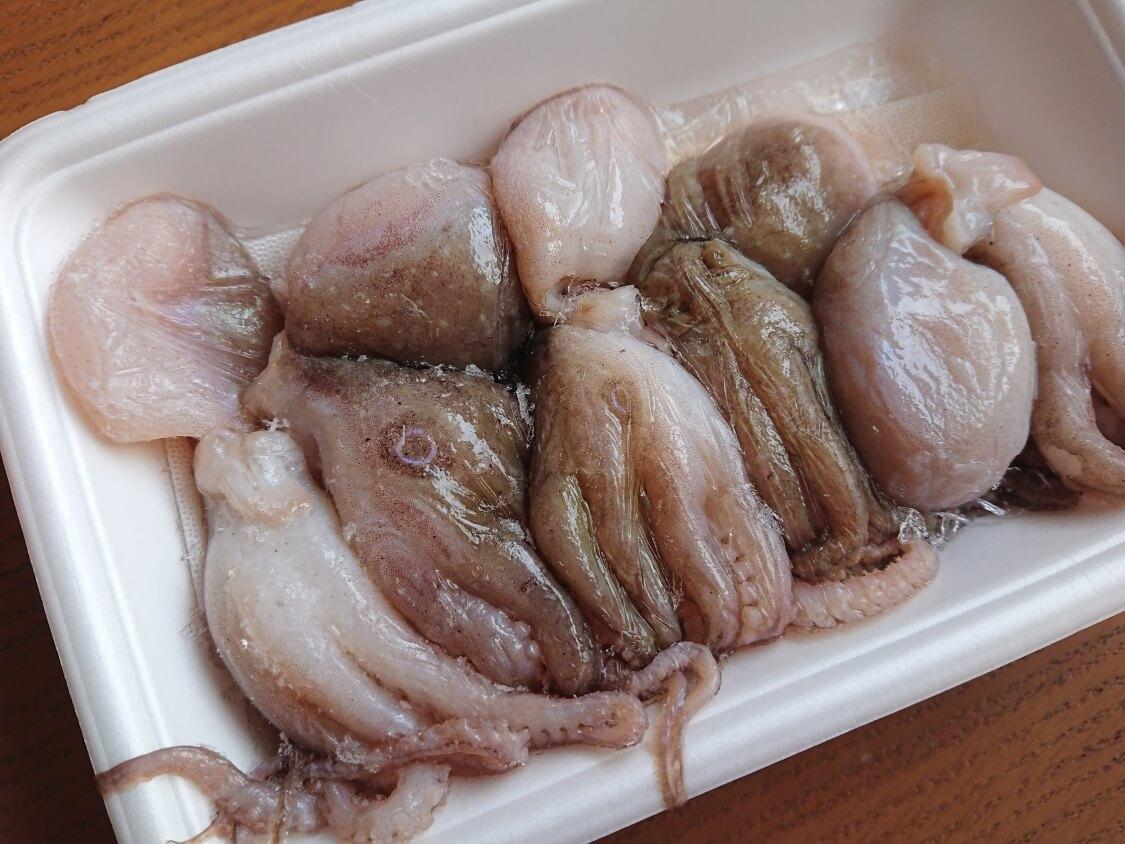 イイダコの旨辛炒め(チュクミポックム)の韓国レシピ。イイダコとタコとナクチについて