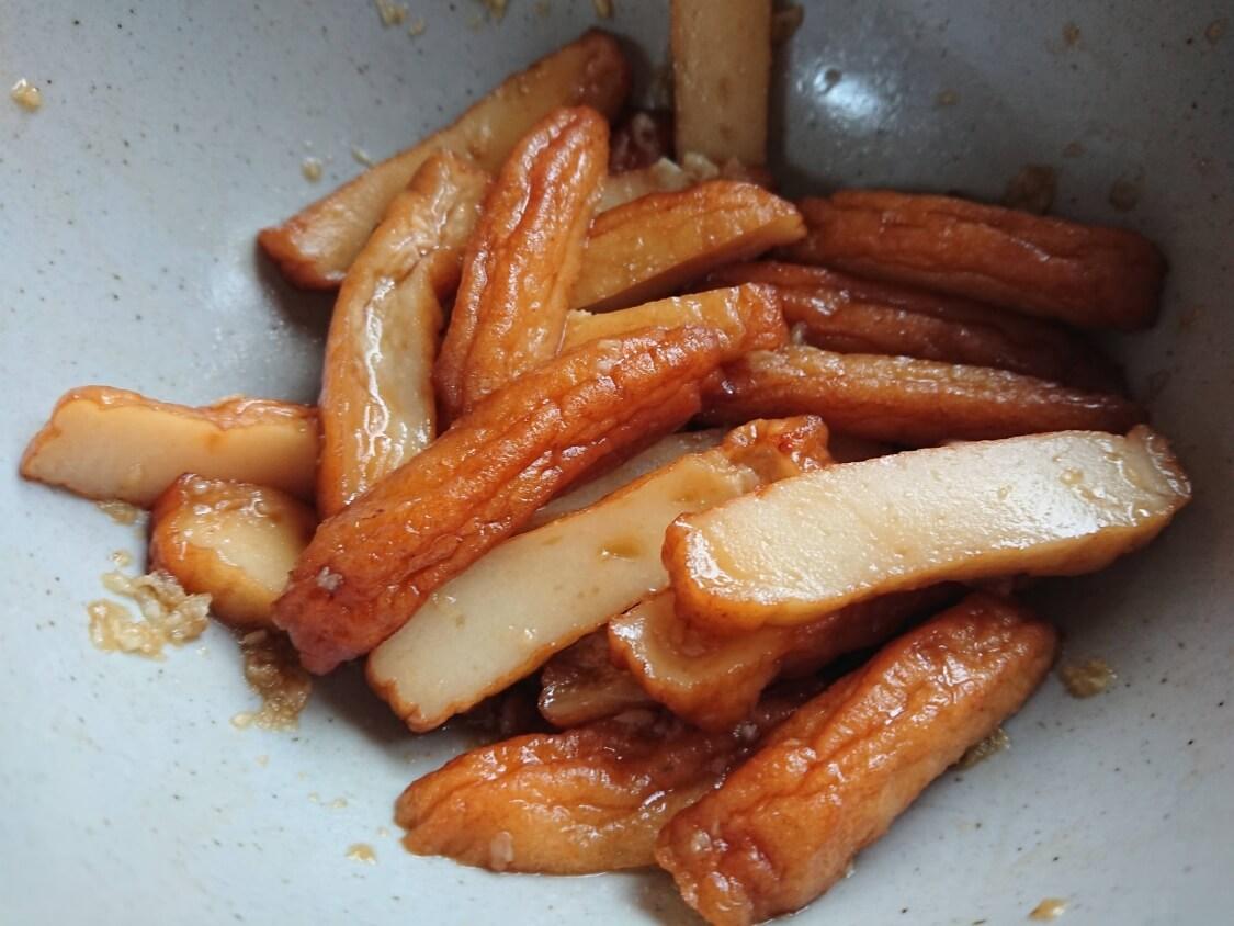 火を使わない!簡単ツナキンパ+野菜キンパの作り方。練り物(さつま揚げ)のレシピ