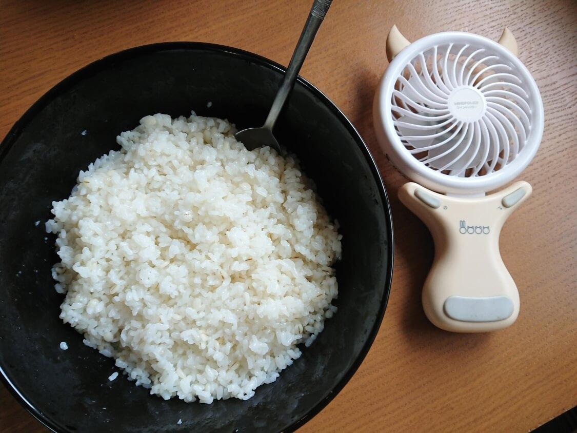 火を使わない!簡単ツナキンパ+野菜キンパの作り方。ご飯の味付け