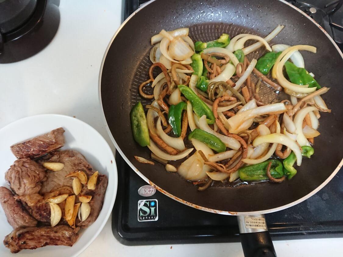 ぜんまいナムル+韓国わらびナムルの人気レシピ。おかずとおつまみ