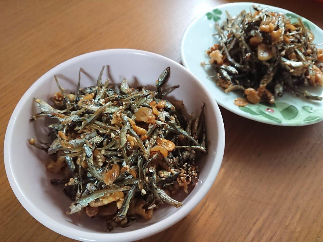 小魚とくるみの佃煮(ミョルチポックム)韓国の料理研究家の人気レシピ。人気の作り置きおかず