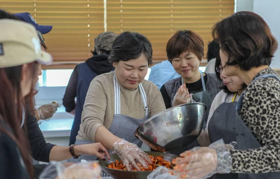 簡単本格!長芋キムチ(マカクテキ)の韓国レシピ。韓国アンドンのキムチクラス