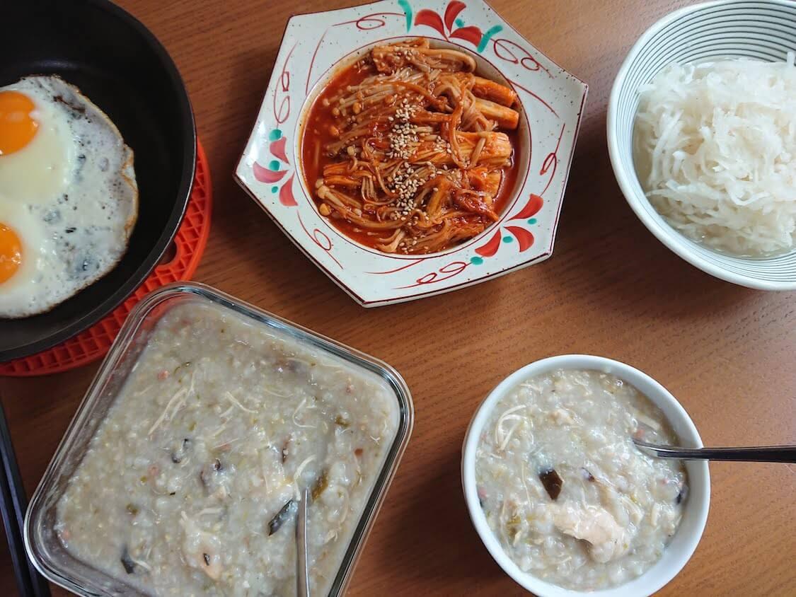 えのきだけでやみつき一品!韓国の人気レシピ。ダイエットにも良い付け合わせ