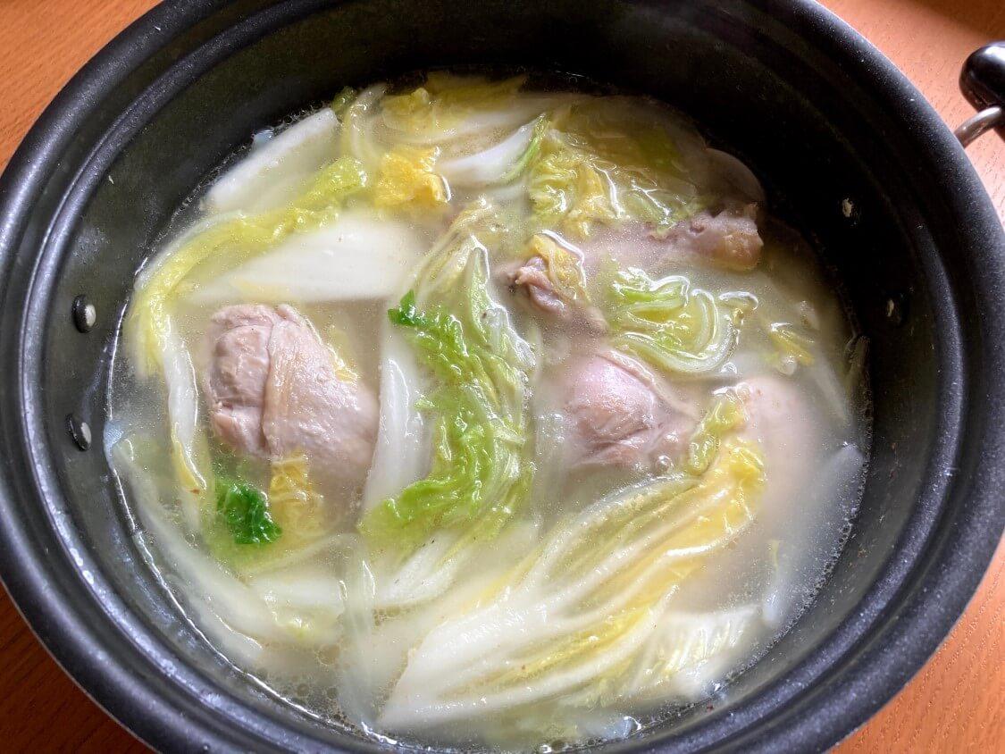 タッコムタンの韓国レシピ。簡単にサムゲタン&タッカンマリを楽しみたい時に♪
