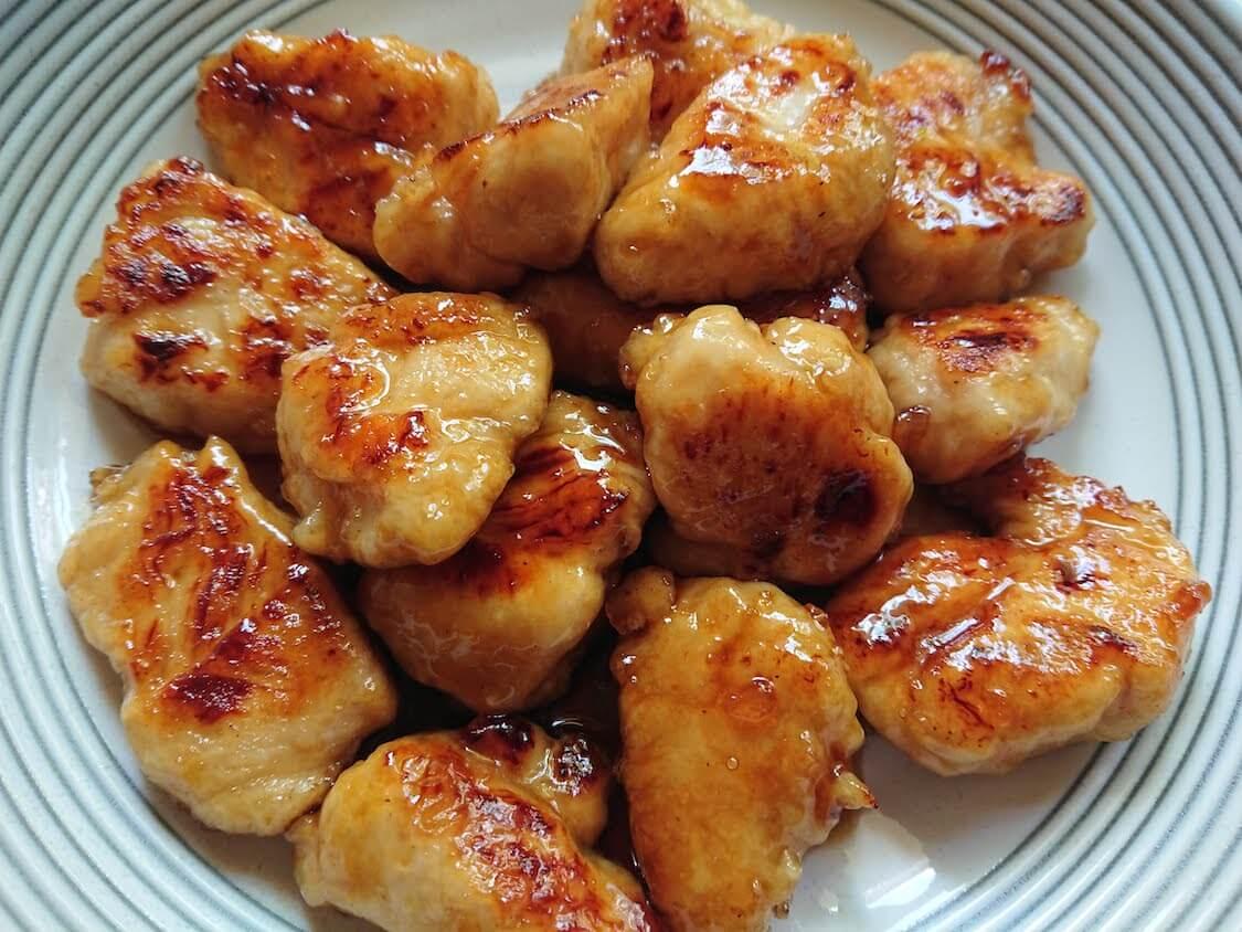 ニンニク香る♪ささみの甘辛キチン。醤油味ヤンニョムチキンの韓国レシピも