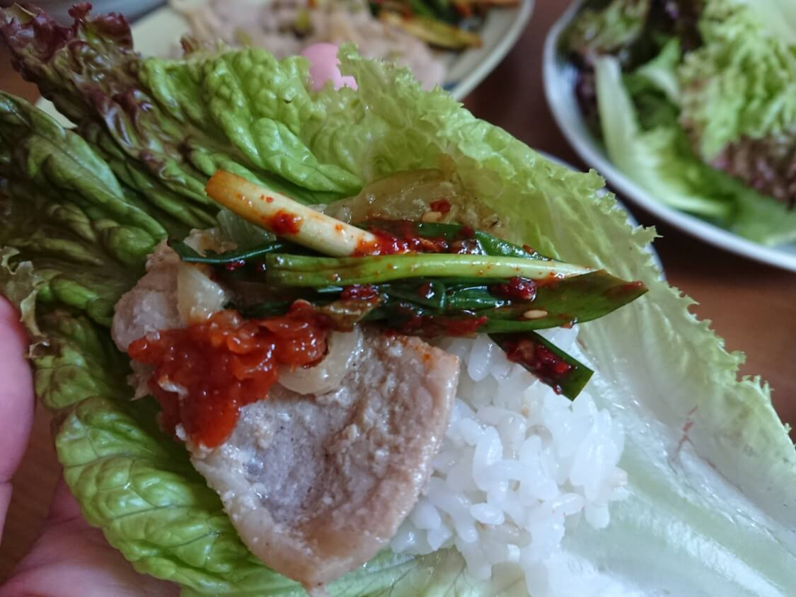 簡単!わけぎ/小ねぎキムチの韓国レシピ。パキムチの食べ方