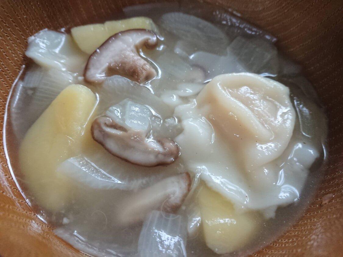 にんにくのみじん切りがあれば料理が簡単!餃子スープにも