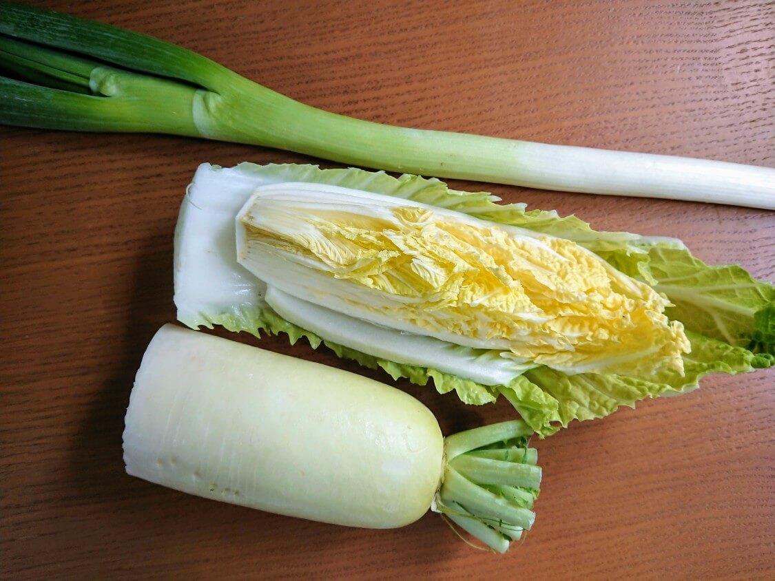 和えるだけ!白菜キムチの簡単レシピ。材料の野菜、大根入りもおすすめ