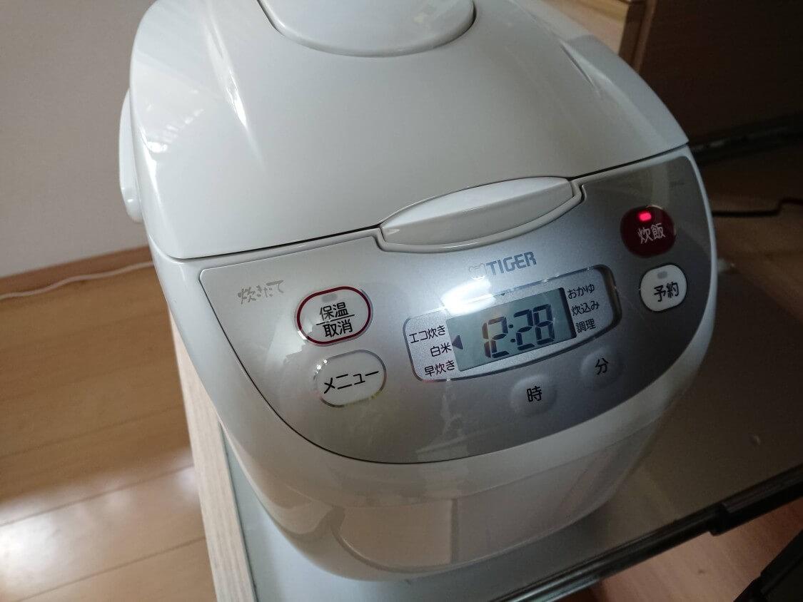 炊飯器で簡単サムゲタン!10合炊きの炊飯器で作る場合