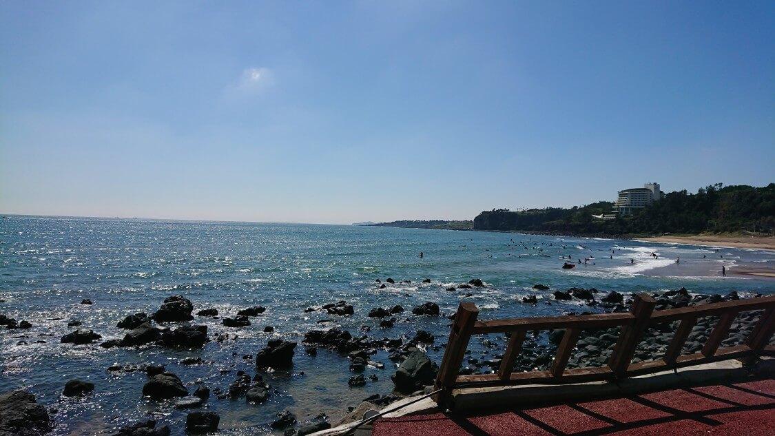 【チェジュ島旅③】ロッテホテルの近くの海女の家