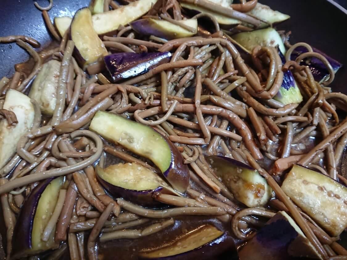 チャーシュー、煮豚の残りタレの活用。野菜炒めなど