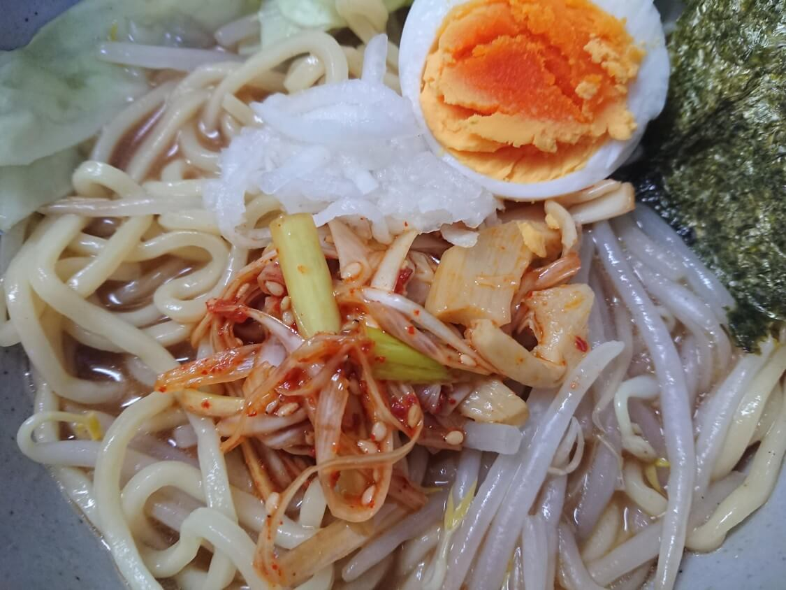 万能副菜<白髪ねぎキムチ>韓国レシピ。焼き肉以外でも万能副菜、つけ麺にも合う!