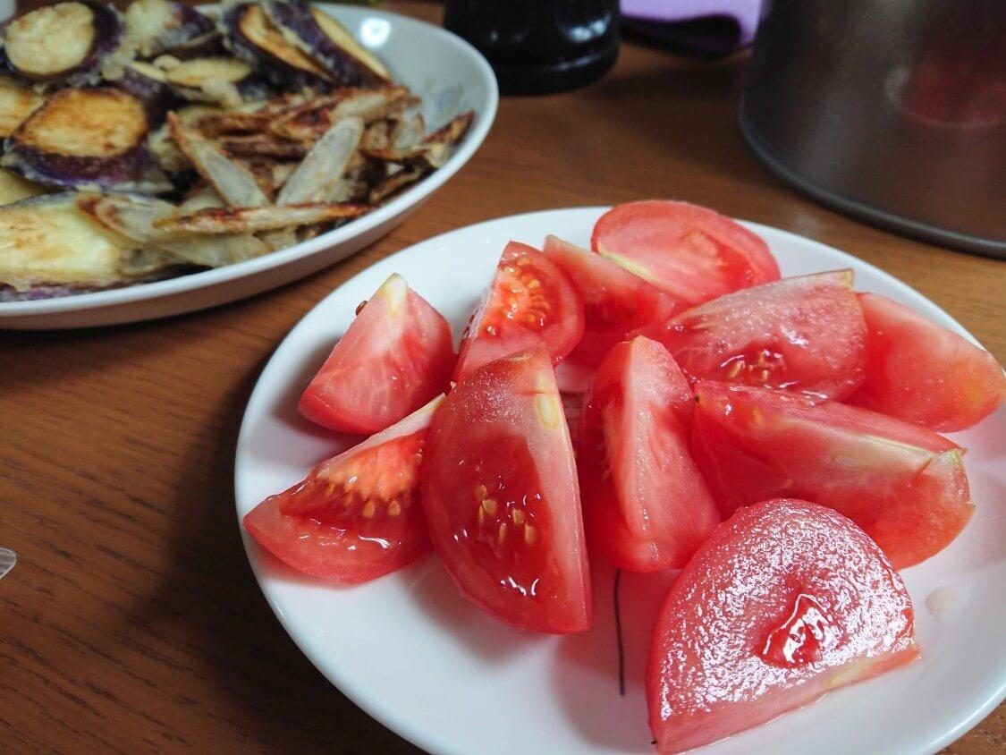 トマトを活用できる料理レシピ。サラダ