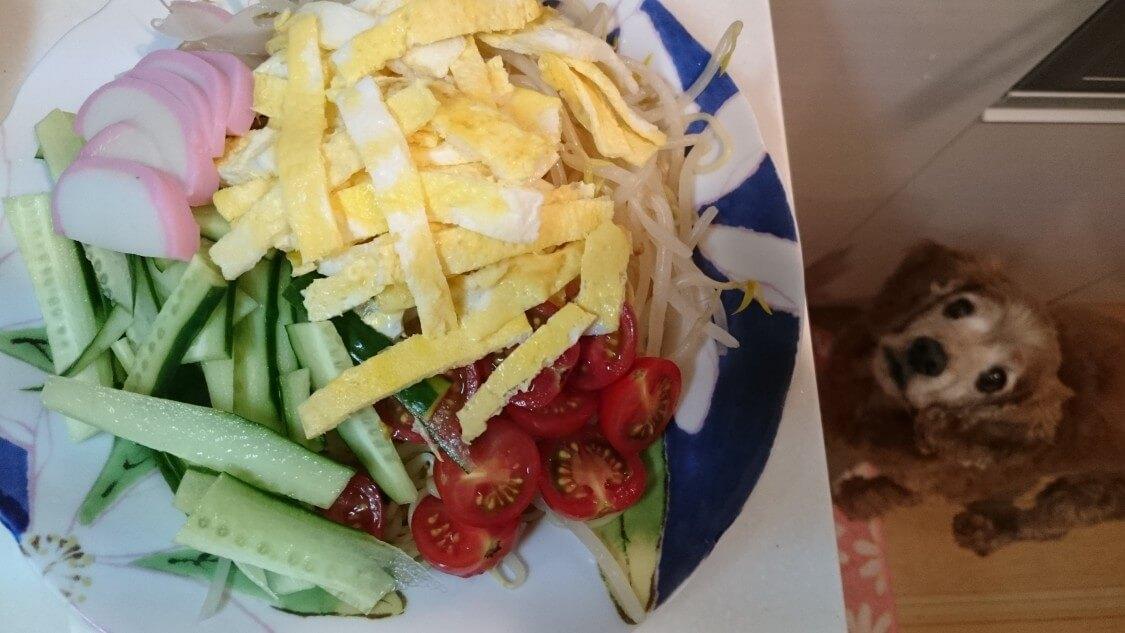 トマトを活用できる料理レシピ。冷やし中華の具。マシュー
