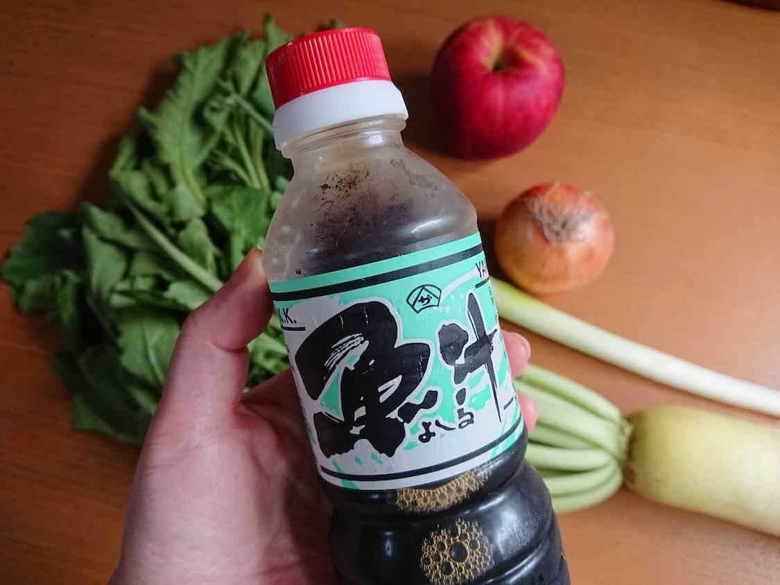 キムチ調味料「いわしの魚醤」使い方+レシピ。韓国産と日本産の違いも