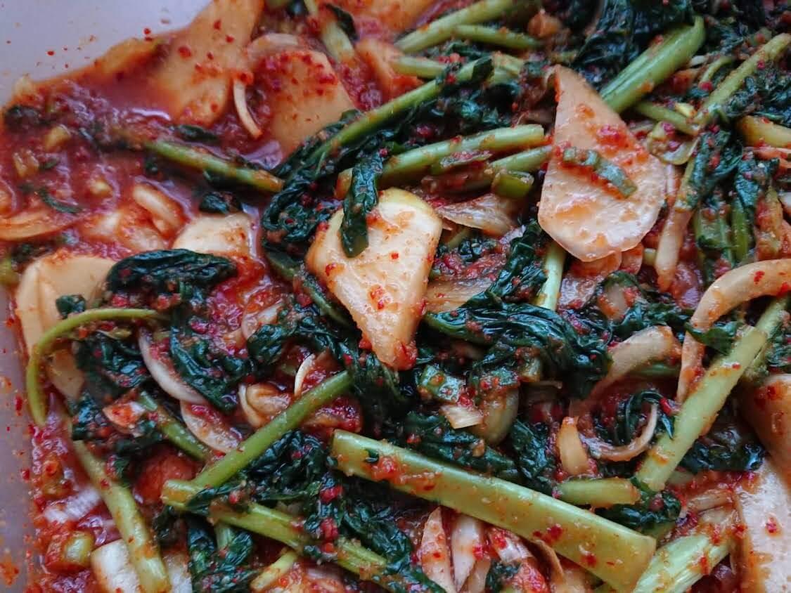 キムチ調味料「いわしの魚醤」使い方+レシピ。キムチ漬けにおすすめ